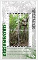H01 Caribbean Netherlands 2018 Rain Forest Saint Eustatius MNH Postfrisch - Curaçao, Antilles Neérlandaises, Aruba