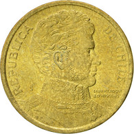 Monnaie, Chile, 10 Pesos, 2005, Santiago, TTB, Aluminum-Bronze, KM:228.2 - Chile