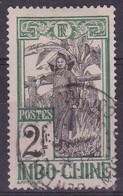 Indochine, Yvert N° 56 Oblitéré - Indochina (1889-1945)