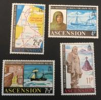 Ascension   - MH* -  1972 - #  160/163 - Ascension
