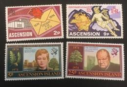 Ascension   - MH* -  1974 - #  181/182 - Ascension