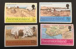 Ascension   - MH* -  1977 - #  225/228 - Ascension