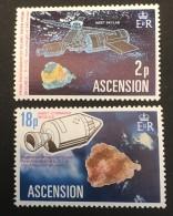 Ascension   - MH* -  1975 - #  183/184 - Ascension