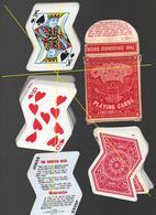 JEU DE CARTE Pont Tordu, Cartes à Jouer 1969, A.Freed Novelty Inc., New York Années 1960 - Playing Cards