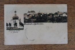 POZDRAV Z DOBRUSKY - Czech Republic