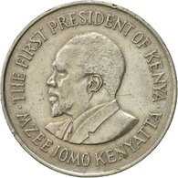 Monnaie, Kenya, Shilling, 1978, TTB, Copper-nickel, KM:14 - Kenya