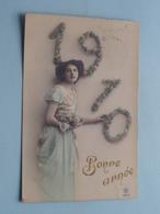 1909 - 1910 Bonne Année ( 1991/3 Zie Foto ) Stamp > 1909 Anvers / Zie Foto's ! - Neujahr