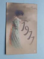 1911 Bonne Année ( 2514/6 Zie Foto ) Stamp > 1911 Bruxelles / Zie Foto's ! - Neujahr