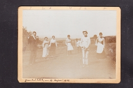 EXTRA-18-07-33 REAL FOTO. AUGUST 1903 YEAR. - Cricket
