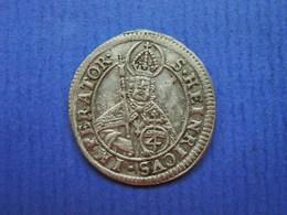 BAMBERG Bistum 4 Kreuzer (Batzen) 1700 Lothar Franz Von Schönborn (1693-1729) - [ 1] …-1871: Altdeutschland