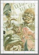 België/Belgique 1995 Inside Hermann Bernard Prince Jeremiah (Comic!Event) - Velletjes