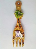 Fork, Palm Tree - Animaux & Faune
