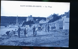 SAINT MICHEL EN GREVE - Saint-Michel-en-Grève