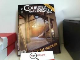Le Courrier De L' UNESCO, L' Art Nouveau, Aout 1990 - Books, Magazines, Comics