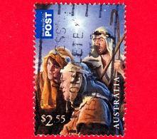 AUSTRALIA  - Usato - 2013 - Natale - Christmas - Pastori - Shepherds - 2.55 - 2010-... Elizabeth II