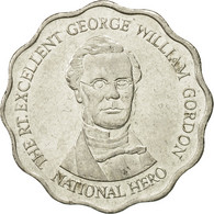 Monnaie, Jamaica, Elizabeth II, 10 Dollars, 1999, British Royal Mint, TTB - Jamaique