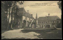 Châteaux De L'Orne - Saint-Martin Du Vieux Bellème - Château Du Prieuré - France