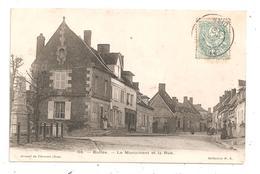 Bulles- Le Monument Et La Rue-(C.6014) - France