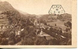 N°64107 -cachet Hexagonal De Vernon 1934 - Storia Postale