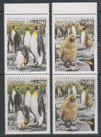 Chile 1996 Antarctica / Penguins 2v (pair)  ** Mnh  (39722B) - Zonder Classificatie
