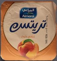 Egypt - Couvercle De Yoghurt Almarai Treats Fruits (foil) (Egypte) (Egitto) (Ägypten) (Egipto) (Egypten) Africa - Milk Tops (Milk Lids)