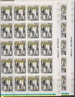 Chile 1996 Antarctica / Penguins 2 V Complete Sheetlets (shtlts Are 1x Folded) ** Mnh  (F7239) - Postzegels