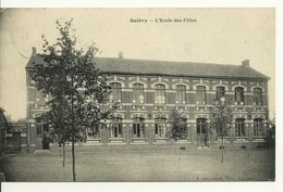 59 - QUIEVY / L'ECOLE DES FILLES - Other Municipalities