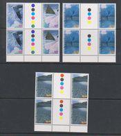 AAT 1996 Landscapes/Landforms 2x Gutter ** Mnh (39722D) - Australian Antarctic Territory (AAT)