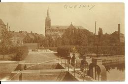 59 - QUESNOY SUR DEULE / CARTE PHOTO ALLEMANDE - Le Quesnoy