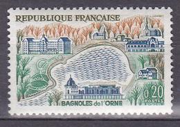 N° 1293 Bagnoles- De- L'Orne Le Lac De La Vée:Timbre Neuf Impeccable - Unused Stamps