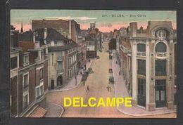 DD / 51 MARNE / REIMS / RUE CÉRÈS / CIRCULÉE EN 1935 - Reims
