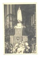 Photo (format Carte Postale) Passage De N-D De Fatima à MAASTRICHT En 1947  (b232) - Places