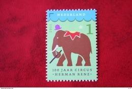 Circus Olifant Elephant Elefante Elefant NVPH 2876 (Mi 2913) 2011 POSTFRIS MNH ** NEDERLAND / NIEDERLANDE / NETHERLANDS - 1980-... (Beatrix)