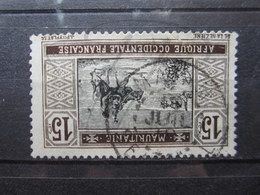 "VEND TIMBRE DE MAURITANIE N° 22 , CACHET "" MATAM "" !!! - Used Stamps"