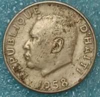 Haiti 10 Centimes, 1958 ↓price↓ - Haïti