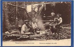 CPA ANNAM Indochine Asie Types Non Circulé - Viêt-Nam