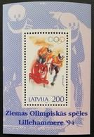Latvia  1994 Winter Olympics, Lillehammer - Latvia