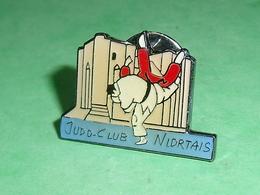 Pin's / Judo  : Club Niortais  TB1Z - Judo