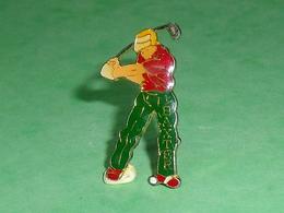 Pin's / Golf  : Baxter  TB1Z - Golf