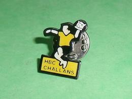 Pin's / Hanball  : Hbc Challans    TB1Z - Handball
