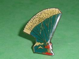 Pin's / Parachutisme  : Groupe Saint Louis  TB1Z - Parachutisme