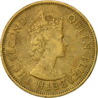 Monnaie, Hong Kong, Elizabeth II, 10 Cents, 1978, TTB, Nickel-brass, KM:28.3 - Hong Kong