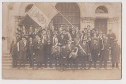 Briare, Conscrits Classe 1921, Carte-photo - Briare