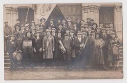 Briare, Conscrits, Carte-photo - Briare