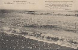 CPA 17 ILE D'OLÉRON L'Océan Au Pertuis De Maumusson - Ile D'Oléron