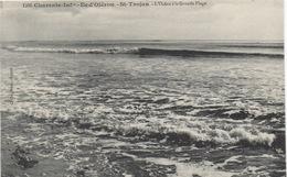 CPA 17 ILE D'OLÉRON SAINT TROJAN - L'Océan à La Grande Plage - Ile D'Oléron