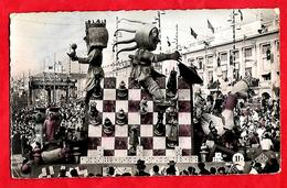 CARNVAL  DE  NICE  --  Le  Nain  Jaune - Carnaval