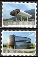 FL+ Liechtenstein 2010 Mi 1547-48 Mnh Architektur - Liechtenstein