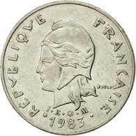 Monnaie, French Polynesia, 20 Francs, 1983, Paris, TTB, Nickel, KM:9 - French Polynesia