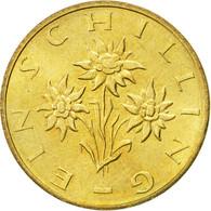Monnaie, Autriche, Schilling, 1990, TTB+, Aluminum-Bronze, KM:2886 - Autriche